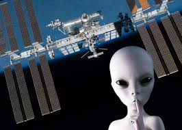 Aliens at ISS