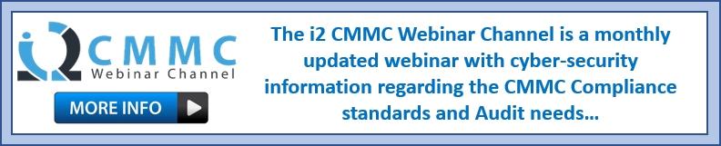 i2 CMMC Webinar